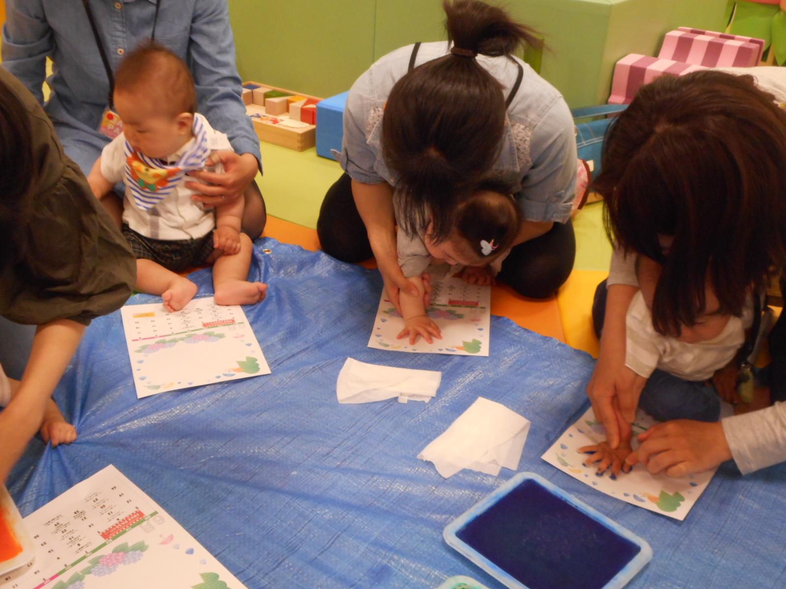 5月 赤ちゃんの日のイベント報告 part2