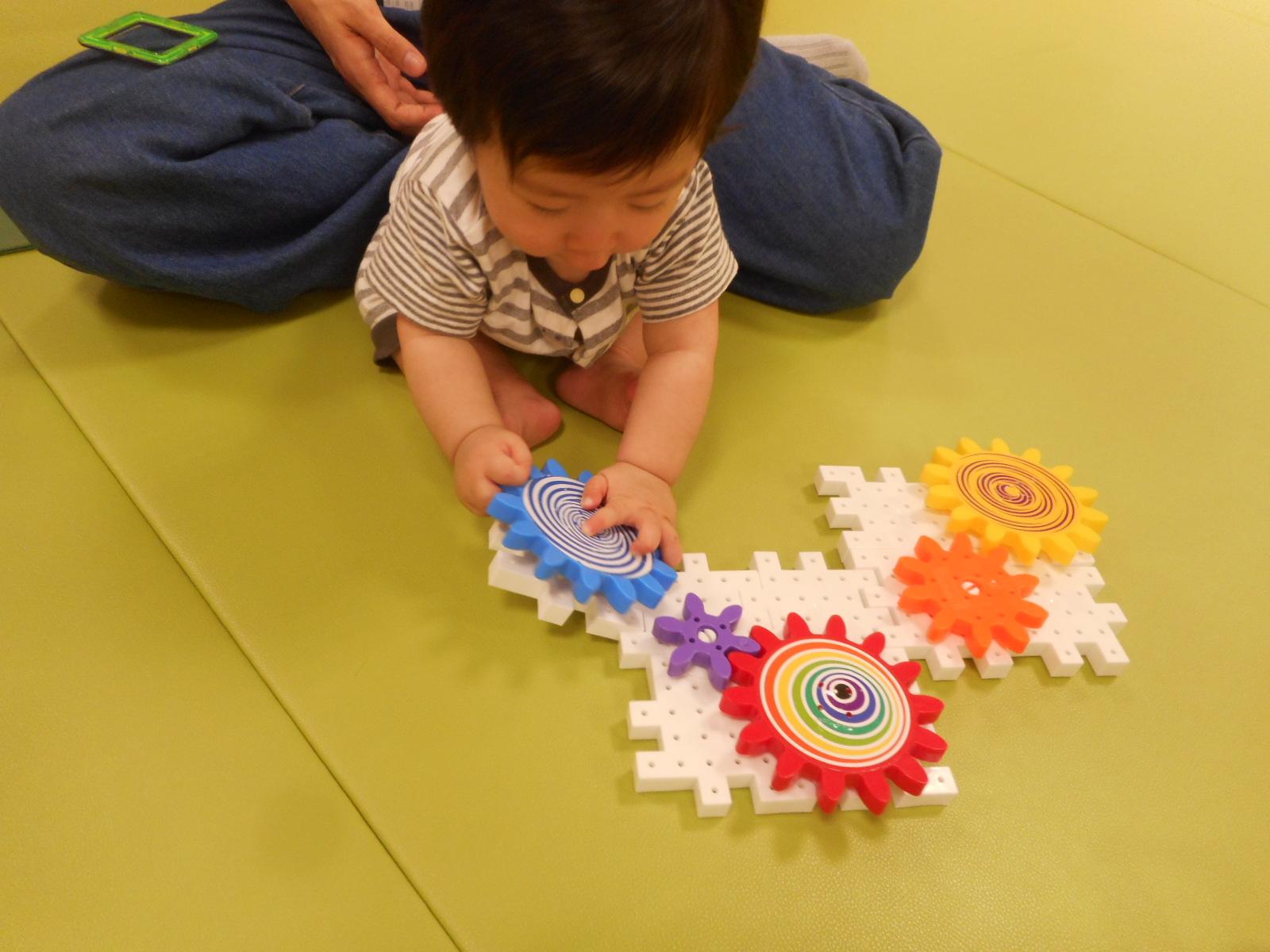 8月 赤ちゃんの日のイベントの様子 Part1