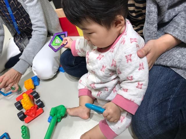 11月 赤ちゃんの日のイベントの様子 Part1