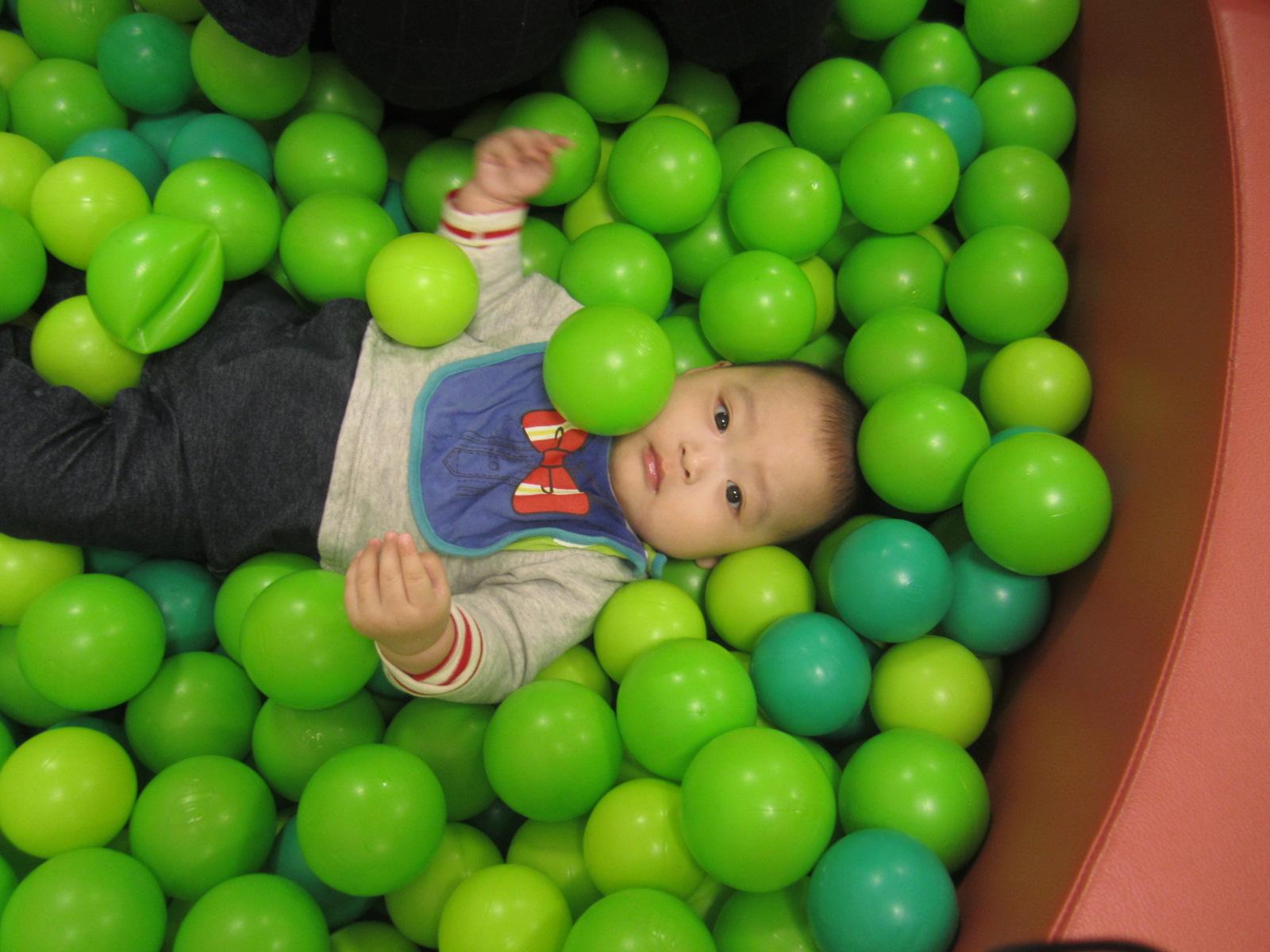 2月 赤ちゃんの日のイベントの様子 Part1