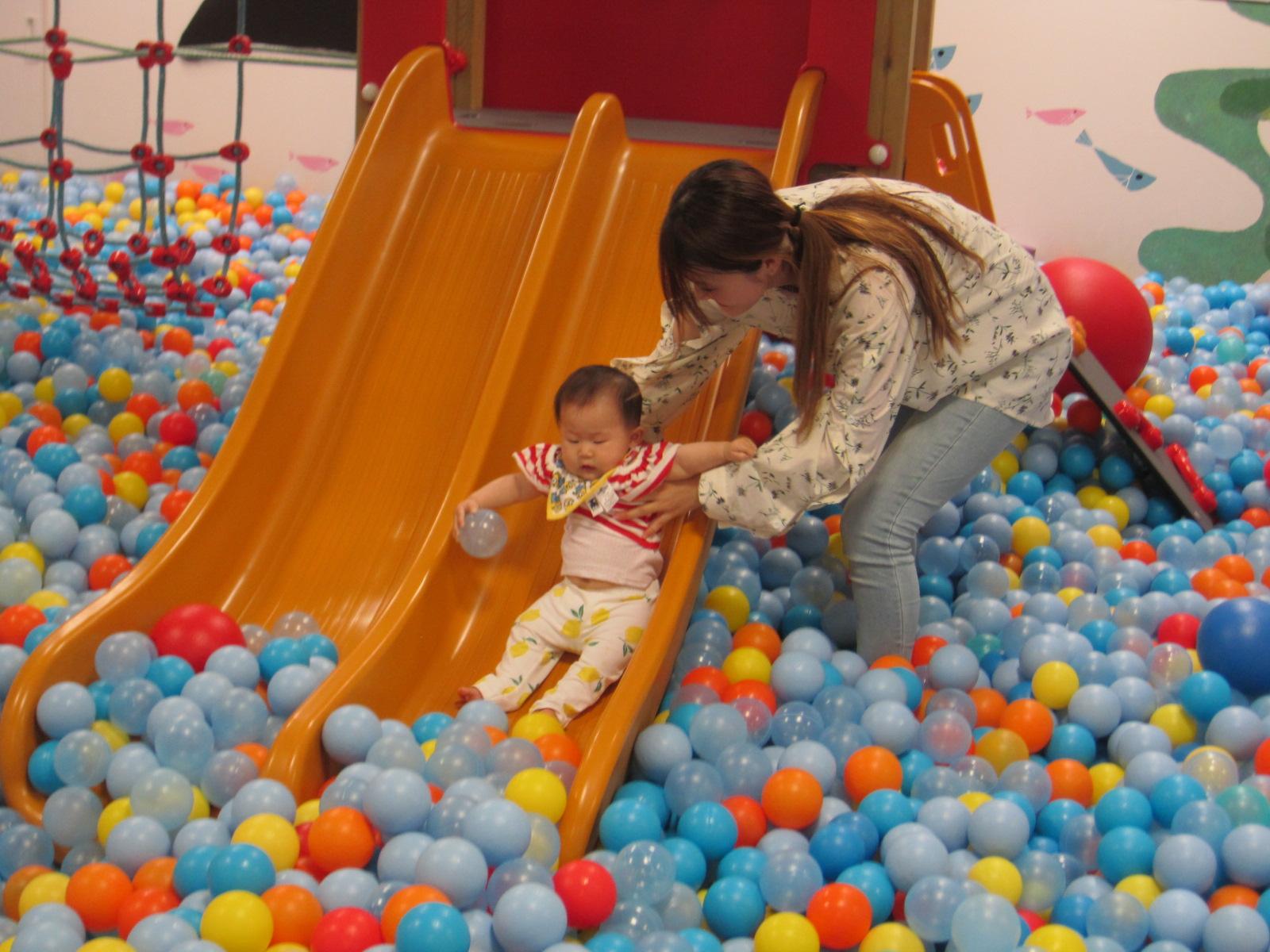 6月赤ちゃんの日のイベント様子 Part1