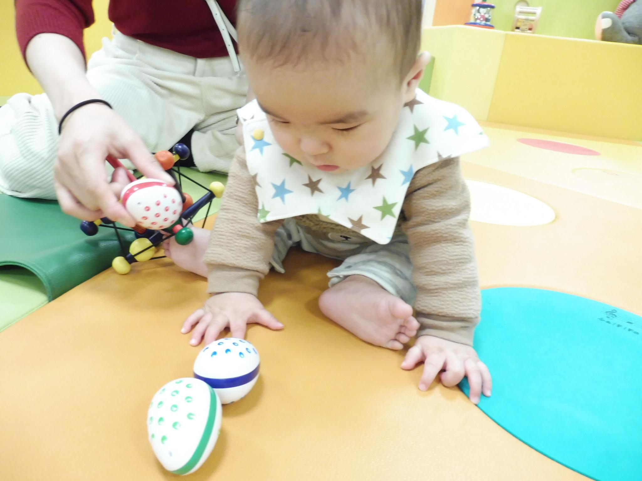 11月27日と29日の赤ちゃんのイベントの様子