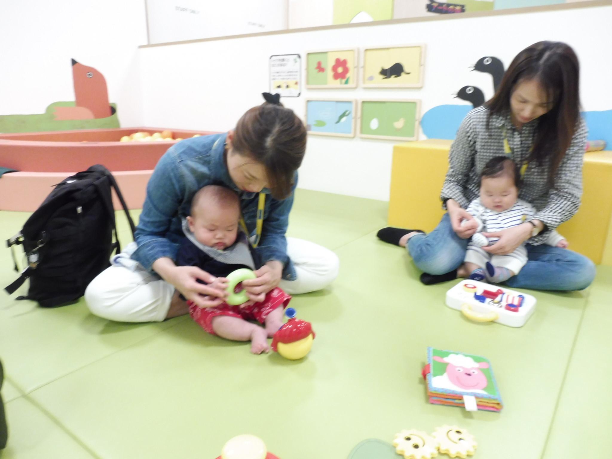 4月9日と11日の赤ちゃんの日のイベント