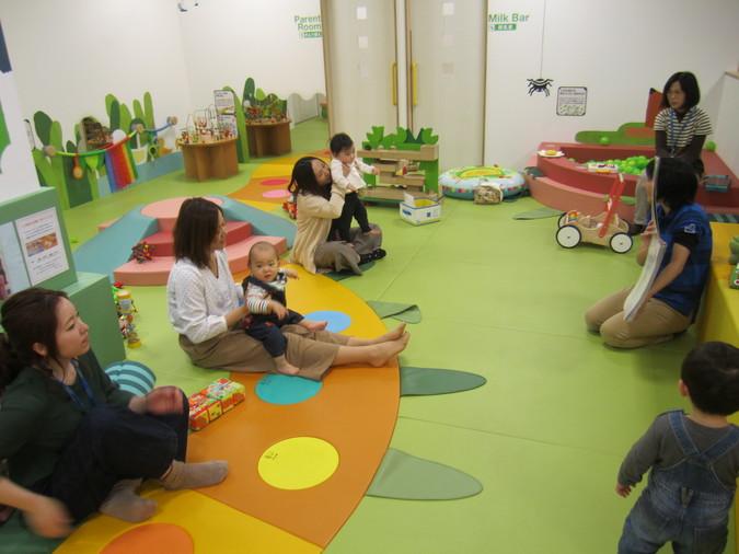 10月【赤ちゃんの日】ハロウィン仮装パーティー
