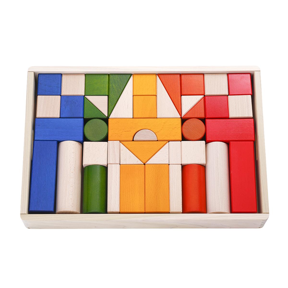 6月20日 場内遊具「オリジナル積み木 カラー」のご紹介
