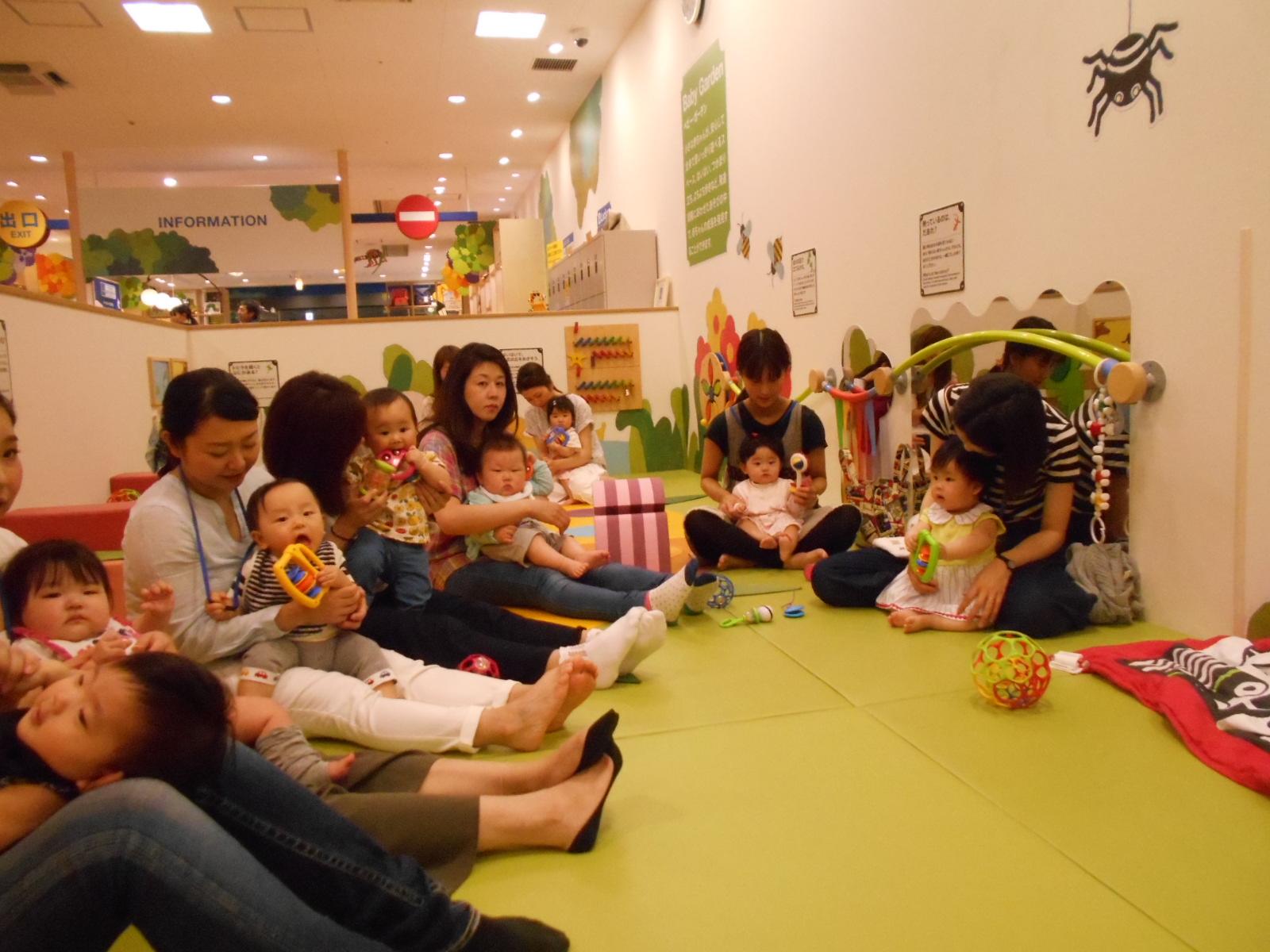 赤ちゃんの日&定期イベント報告