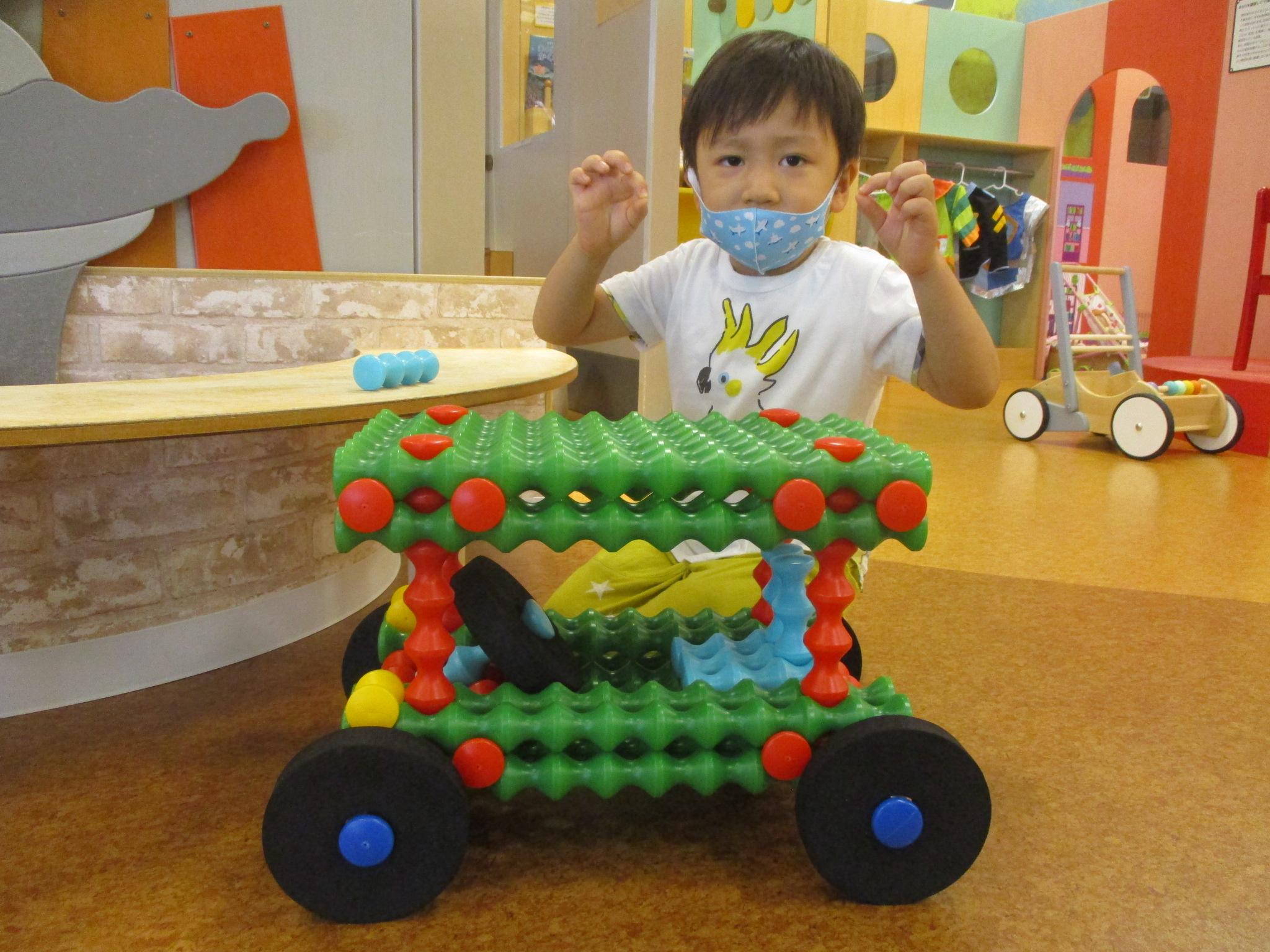 トラック(8月作品→9月ブログ)