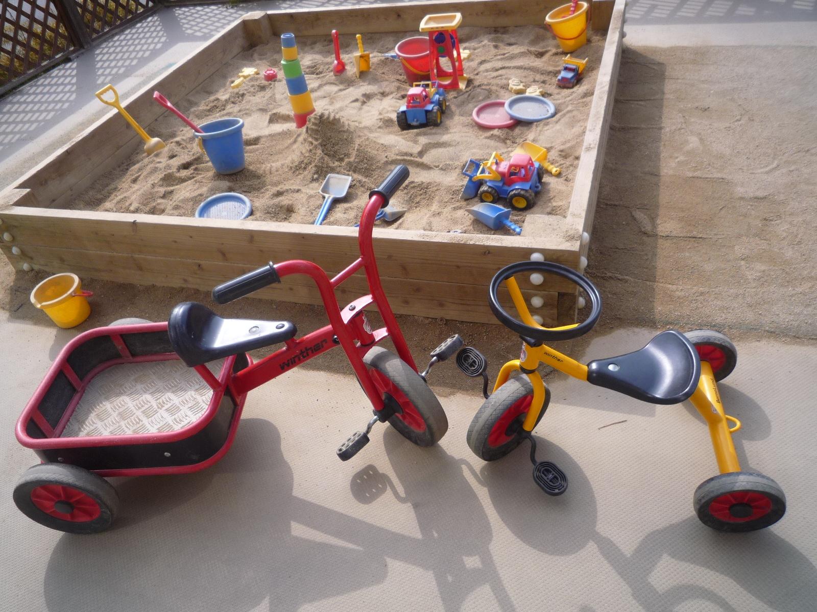 3月6日(月)からお砂場を開放いたします!