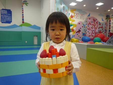 4月14日 まおちゃん 3歳