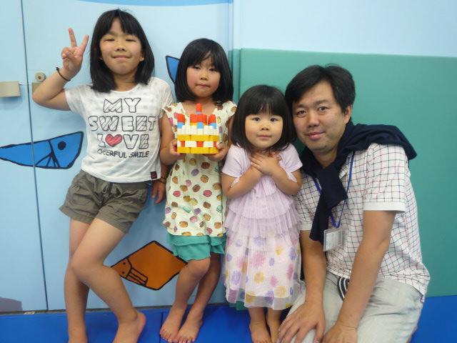 あゆみちゃん 7歳