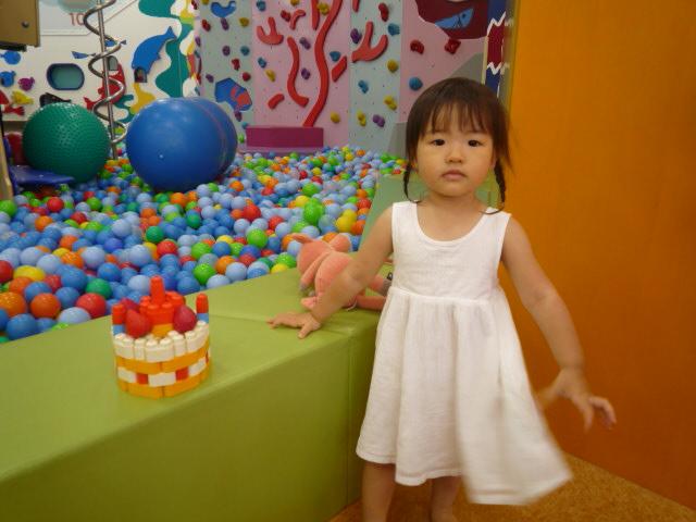りんなちゃん 2歳