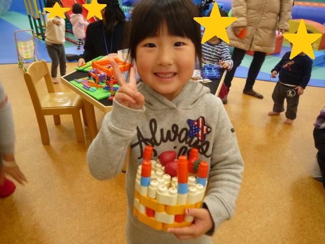 ちひろちゃん 5歳 【注】1月3日生まれ