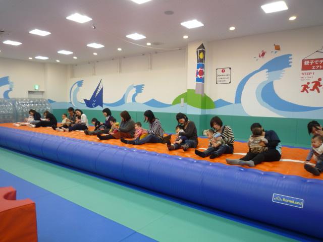 【イベント】ママさん障害物競争(2/7)・手形スタンプ・赤ちゃん雪ソリレース(2/9)