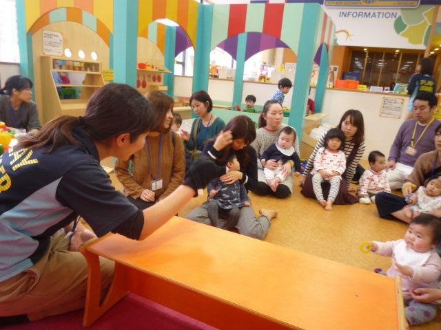 【イベント】人形劇をみよう(2/21)・手形カレンダーづくり(2/23)