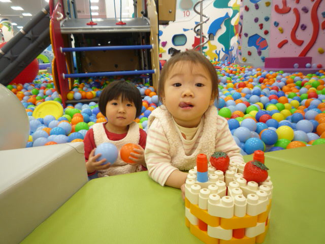 3月6日 かのりちゃん 2歳