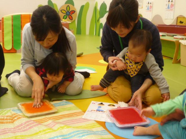 """【5/6(土)~5/7(日)】手形で""""母の日""""オリジナルメッセージカード作り"""