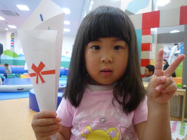【イベント】母の日特別イベント☆手形でオリジナルメッセージカード作り(5/13・5/14)