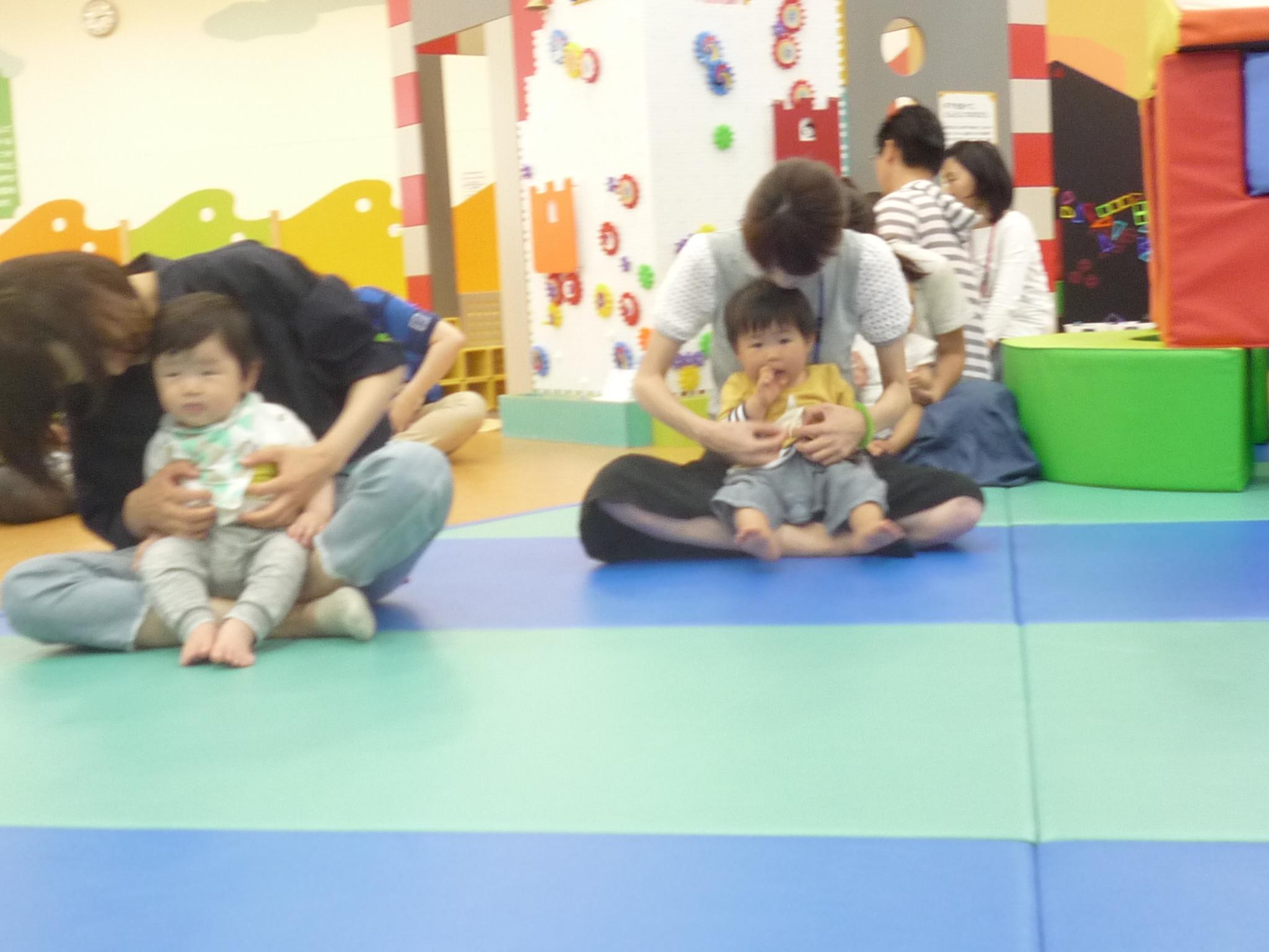 【イベント】ママさん障害物走(5/23)ハイハイレース(5/25)