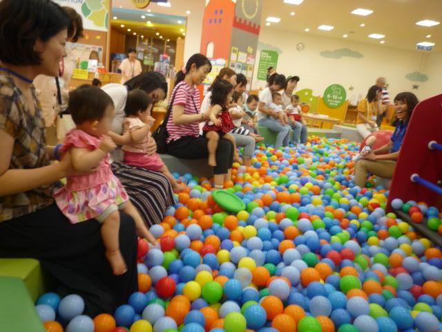 【イベント】キドキドツアー(7/11)・ハイハイレース(7/13)