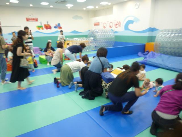 【イベント】ハイハイレース(9/5)・赤ちゃんドライブリレー(9/7)