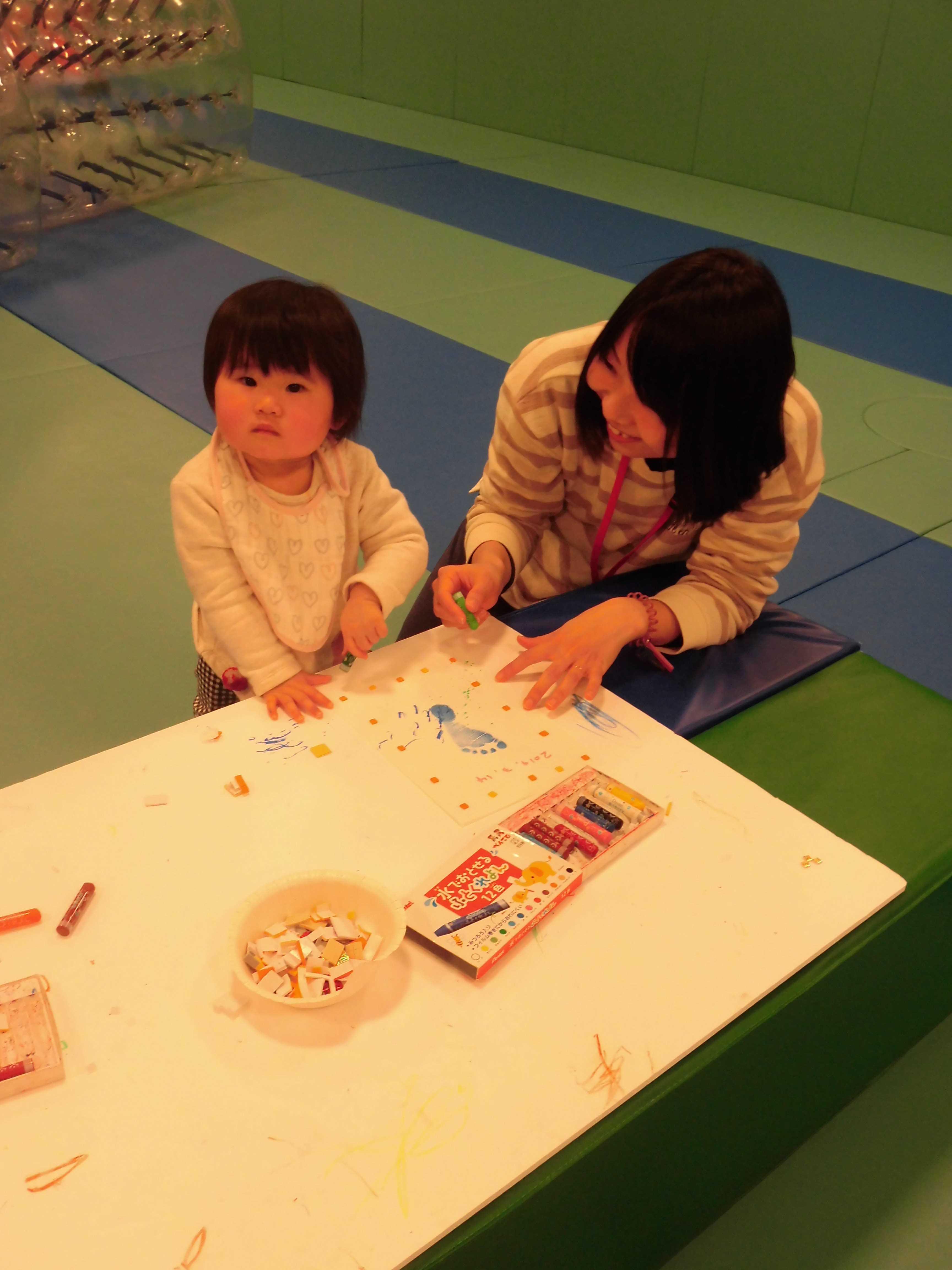 【毎週木曜日は赤ちゃんの日】9月のカレンダー作り!