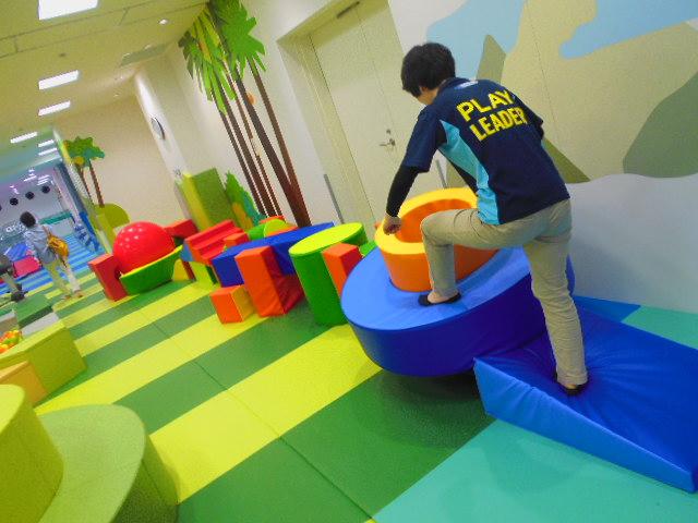 遊具紹介「ブロックモジュール」~4歳以上の遊び方~