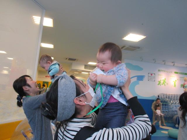 赤ちゃんの日イベントのご報告