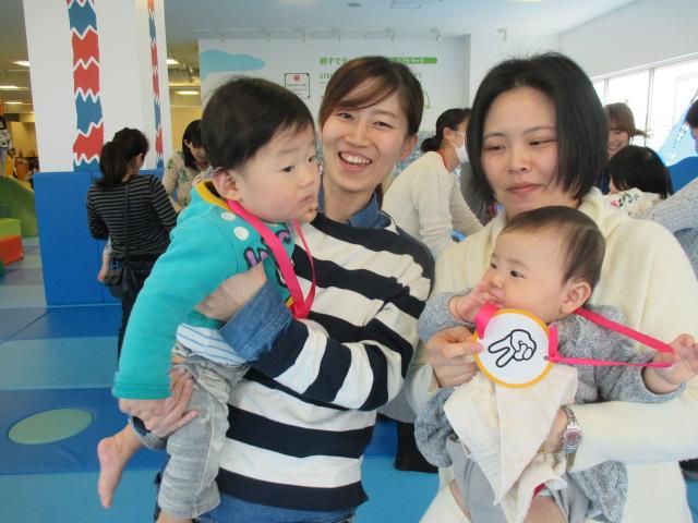 2/25.3/3 赤ちゃんの日イベント報告