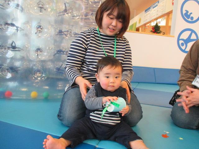 12月8日、13日、15日赤ちゃんの日イベント報告