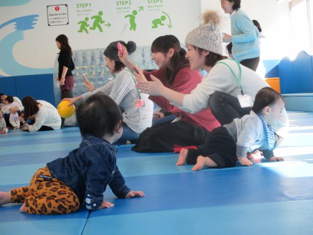 4月27日 赤ちゃんの日イベント