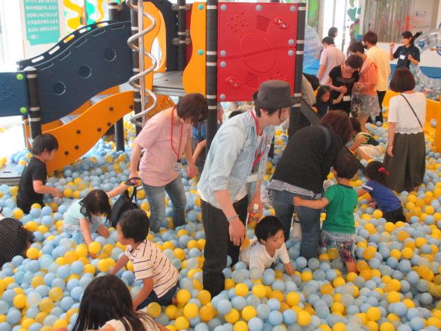 5月6日、5月13日、5月20日「パパといっしょに遊ぼう!イベント」報告