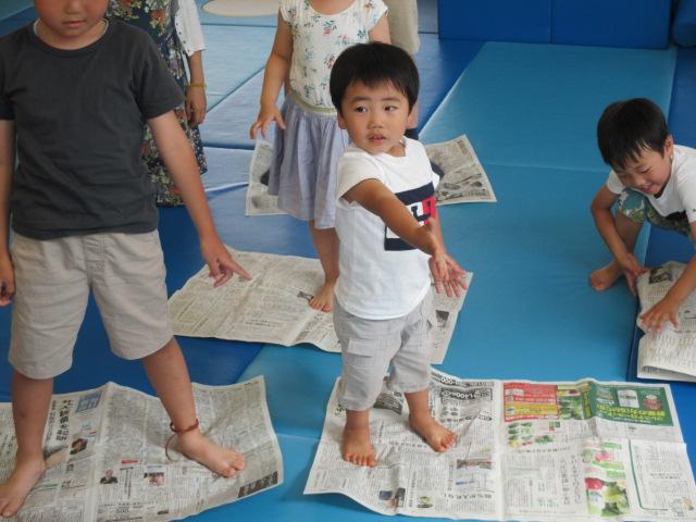 6月3日 パパと一緒に遊ぼう!イベント報告