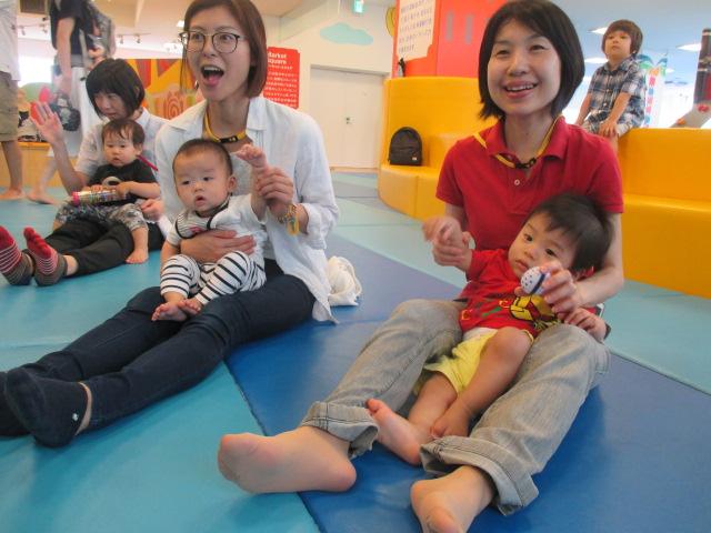 7月13日、20日 赤ちゃんの日イベント報告