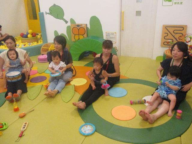 8月10日・8月17日赤ちゃんの日イベント