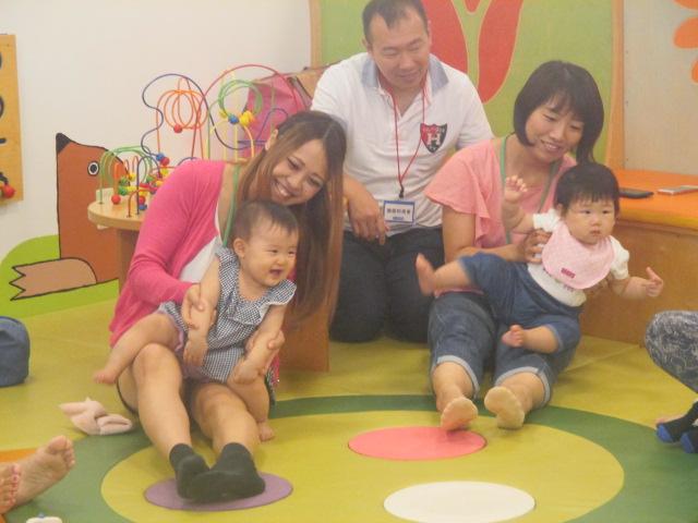 9月21日・28日赤ちゃんの日イベント報告