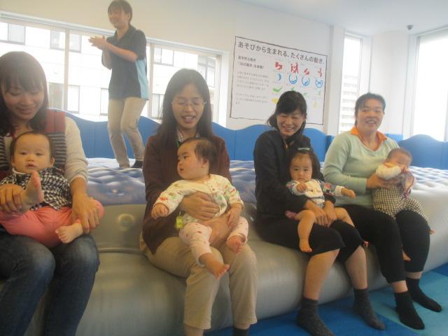 10月19日、26日 赤ちゃんの日イベント報告
