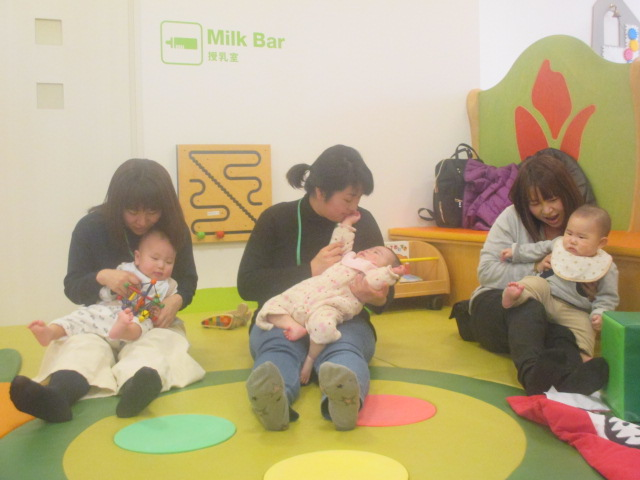 12月21日・28日赤ちゃんの日イベント