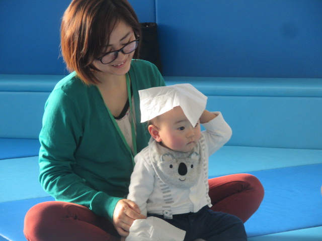 1月11日・18日 赤ちゃんの日イベントご報告