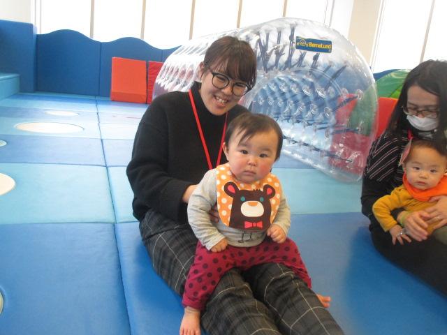 赤ちゃんの日(1月25日・2月1日)イベントご報告