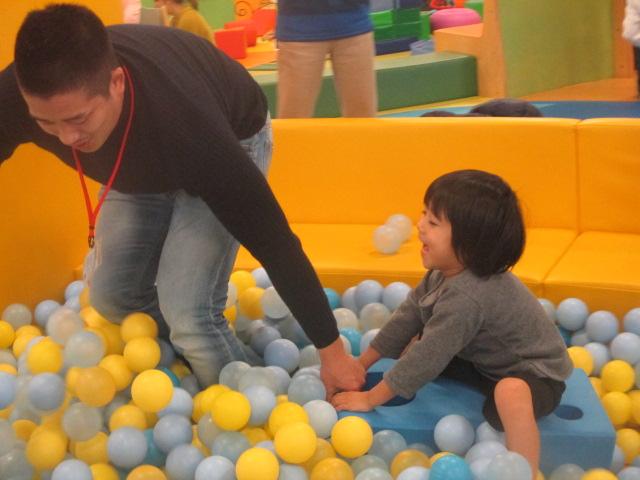 2月「パパと一緒に遊ぼう!イベント」ご報告