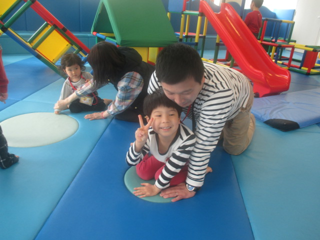 3月31日 パパと一緒に遊ぼう!×キドキドで学びのヒントを見つけよう イベントご報告