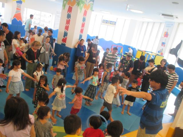 7月1日 梅雨イベント「げんかいチャレンジ」