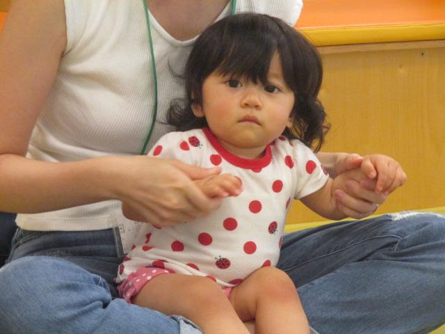 7月24日赤ちゃんの日☆8月のカレンダー作りイベントご報告