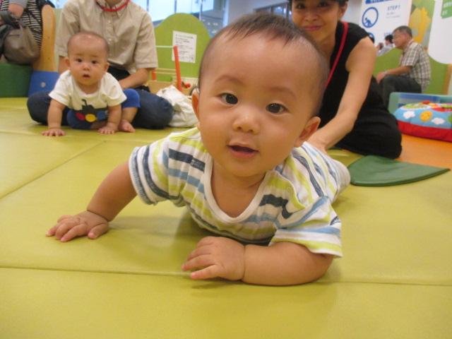 8月7日赤ちゃんの日イベントご報告