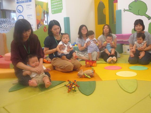 赤ちゃんの日イベント「キドキドツアー」を行いました!