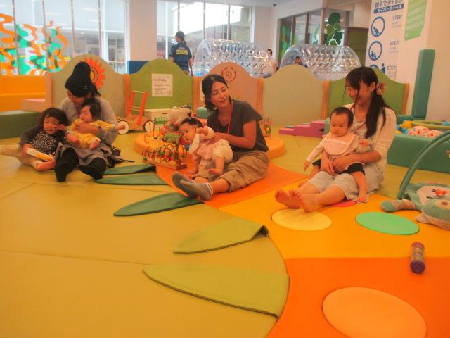 10月2日赤ちゃんの日イベントのご報告