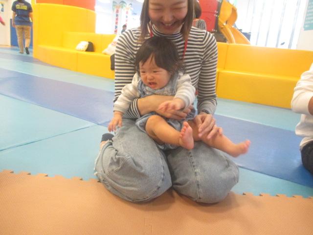 10/23赤ちゃんの日「手形カレンダー」ご報告