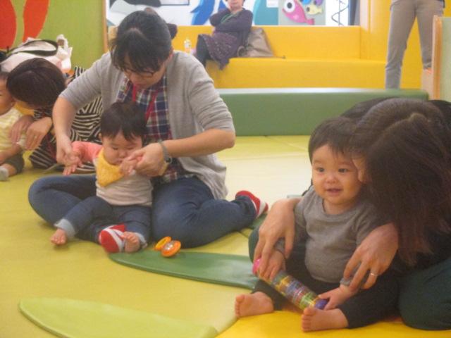 10月25日赤ちゃんの日☆物語・楽器☆イベントご報告