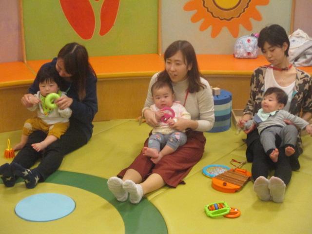 11月29日赤ちゃんの日のイベント「物語と楽器」のご報告