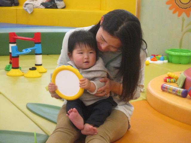 1月22日 赤ちゃんの日イベント「クラフト」のご報告